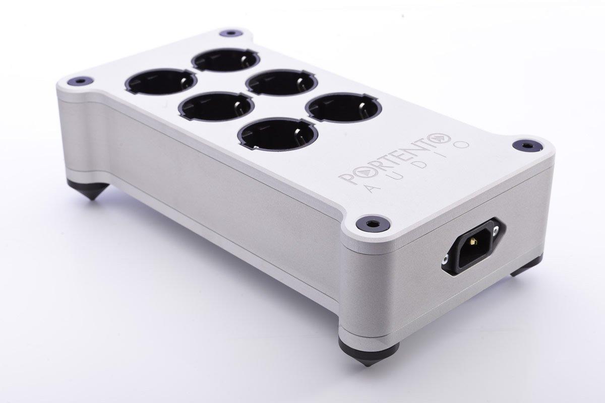 Portento powerstrip hi-fi power distributor