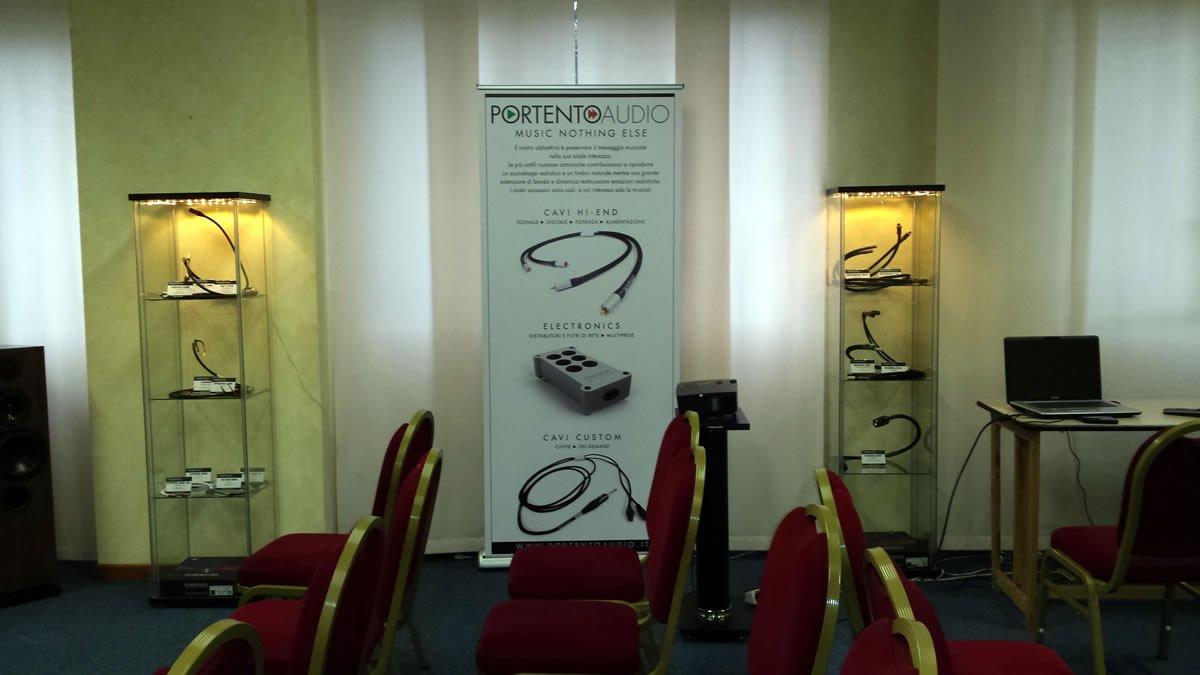 Portento Audio al Milano Hi-Fidelity autunno 2015