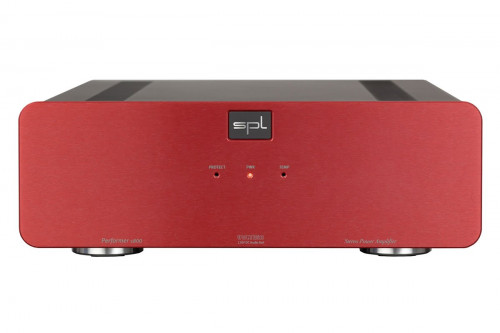 SPL Performer s800 red