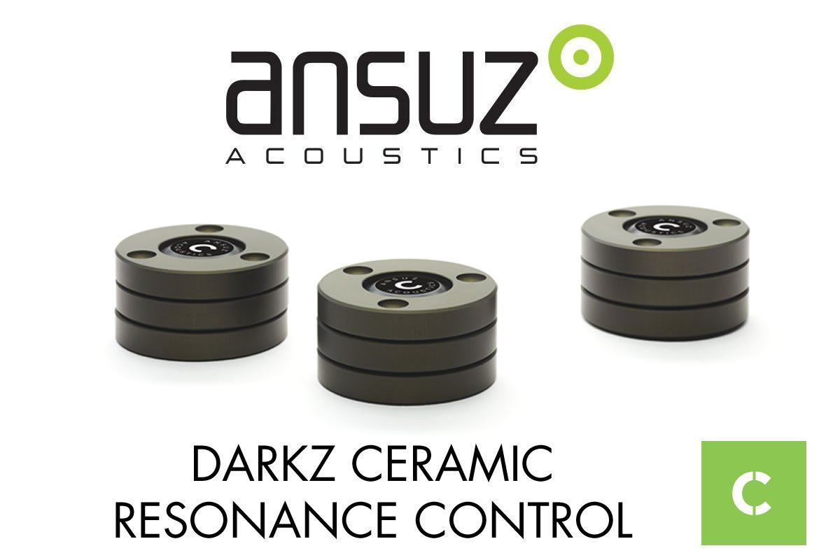 Ansuz Acoustics Darkz Ceramic