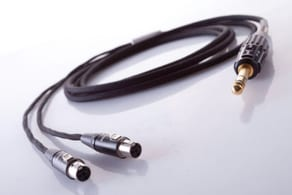 Portento Audio Incanto Audeze cable